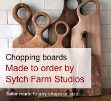 Choppiong Boards | Made to order by Sytch Farm Studios